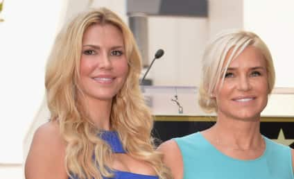 Brandi Glanville to Yolanda Foster: You Need to Get Some D---, Girl!
