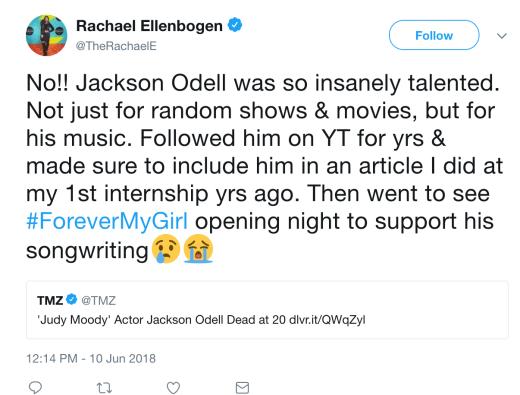 odell tweet