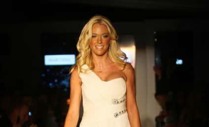 Kate Gosselin Walks Runway at Fashion Week: What The ... ?!
