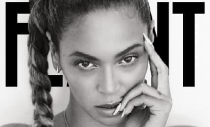 Beyonce Goes Topless, Flaunts Body in Flaunt