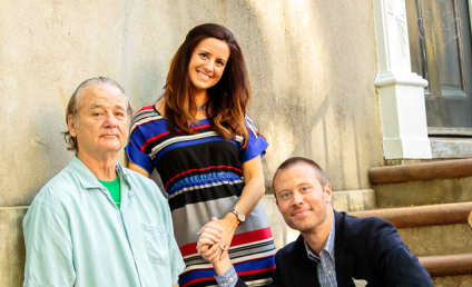 Bill Murray Crashes Couple's Engagement Photo: See the Pic!