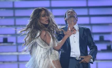Jennifer Lopez Gets Naked to Sell Perfume