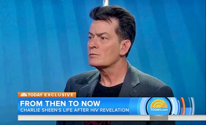 Charlie Sheen Wishes He Had Used More Condoms