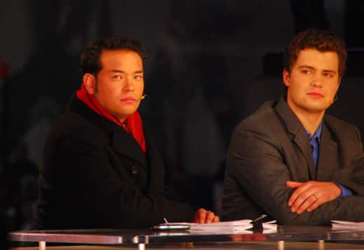 Levi Johnston And Jon Gosselin Photo