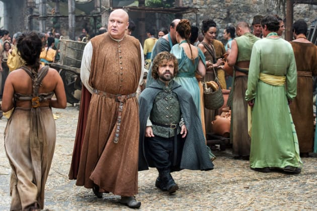 Tyrion and Varys: Besties For Life