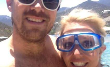 David Lucado and Britney Spears: Do We Look Broken Up?!?
