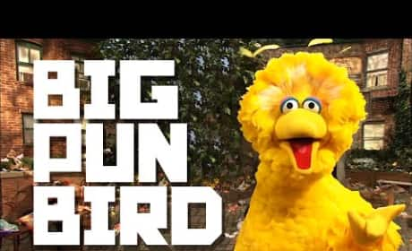 Bird Big Raps, Fulfills Destiny We Never Knew He Had