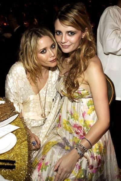 Mary-Kate Olsen, Mischa Barton