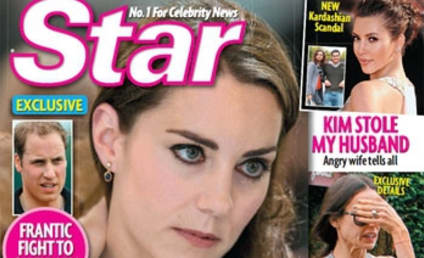 Kate Middleton Pregnancy Rumor of the Day: Expectant Duchess Collapses!