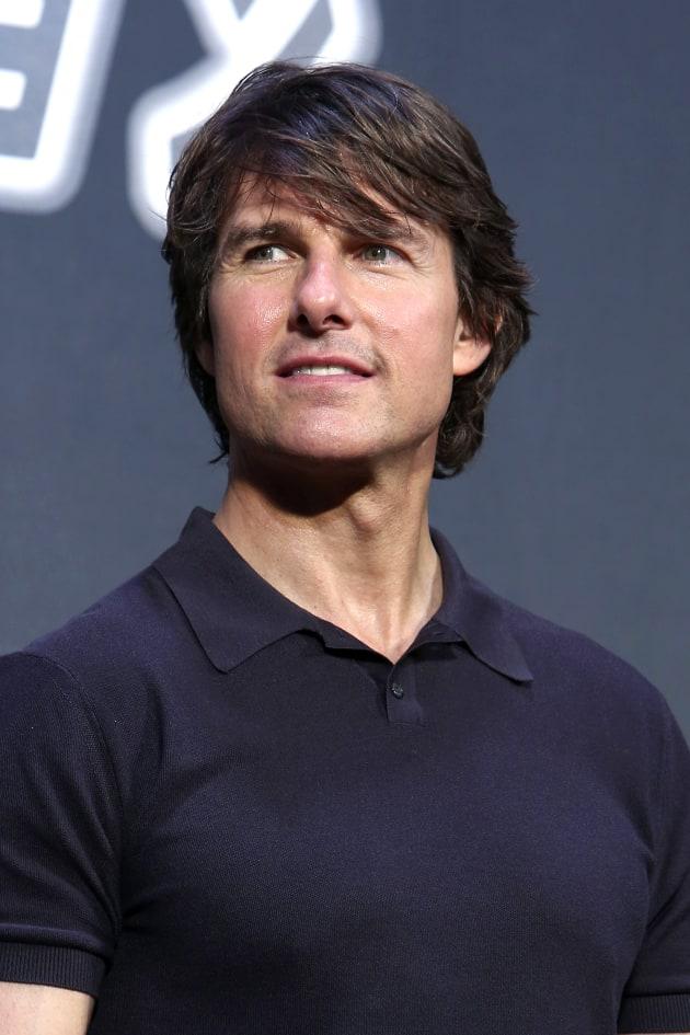 Tom Cruise: ENGAGED to...
