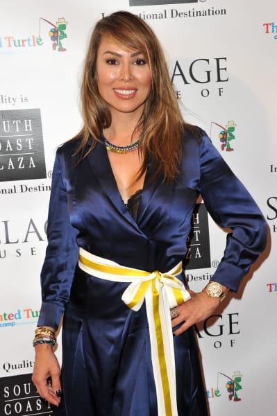 Kelly Dodd in 2018