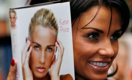 Katie Price Autobiography
