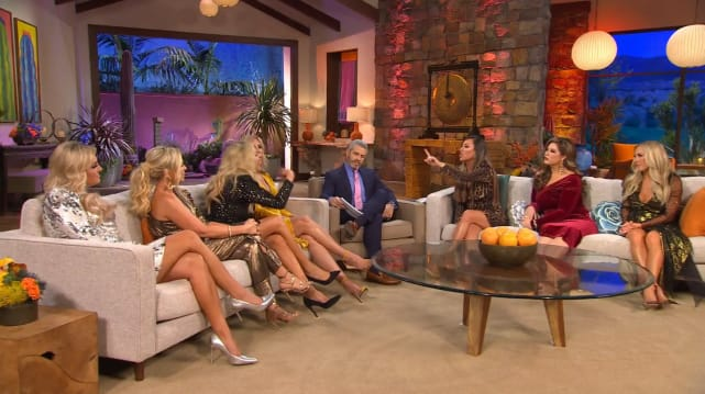 The real housewives of orange county season 14 reunion