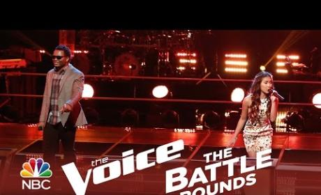 Blessing Offor vs. Katriz Trinidad (The Voice Battle Round)
