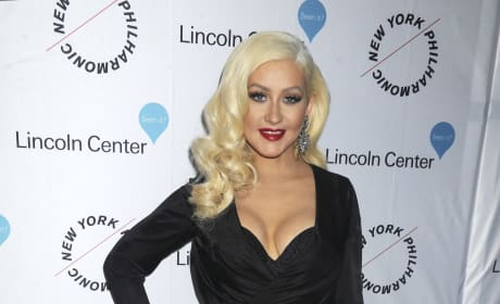 Christina Aguilera: Sinatra Voice for A Century Event