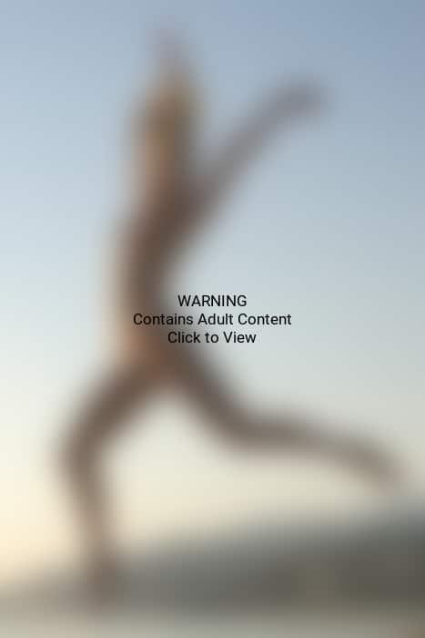 Heather Morris Bikini Pic