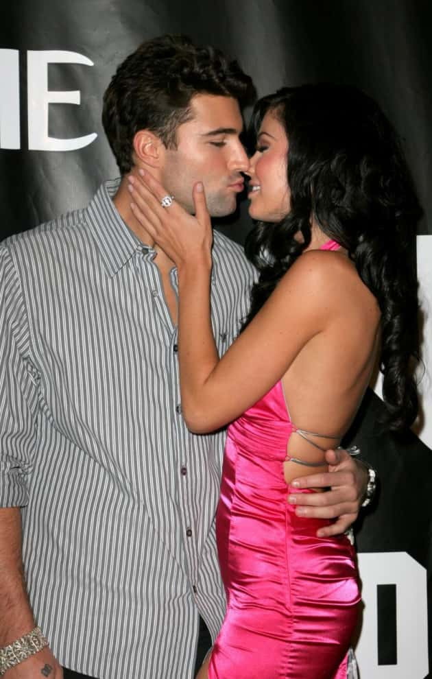 Jayde Nicole and Brody Jenner Photo