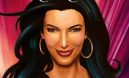 Kim Kardashian Comic Book: Coming Soon!