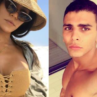 Kourtney Kardashian, Younes Bendjima Split