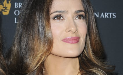 Salma Hayek: Two Crazed Women Threaten to Kidnap Her Daughter!!