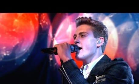 Ryan Sill - Ordinary World (The Voice Top 12)