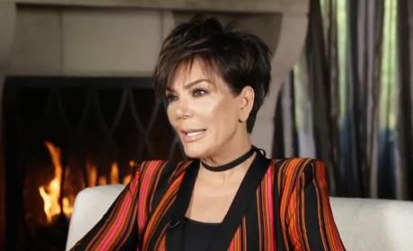 "Kris Jenner Calls Her Family ""A Mini United Nations"""