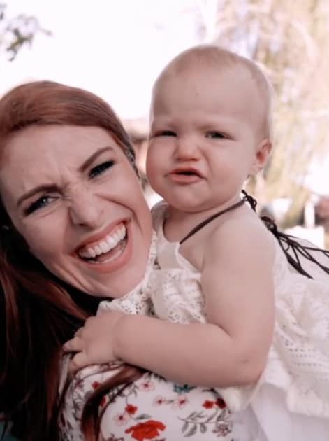 Audrey Roloff Causes Entire Internet To Tear Up With This