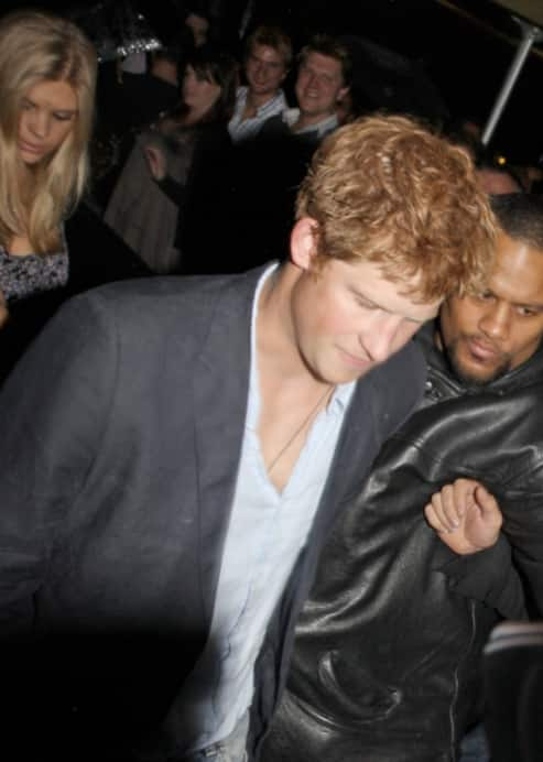 Chelsy Davy, Prince Harry Picture