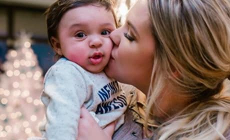 Kailyn Lowry Shares Rare Photo of Lux. What Does It Mean?!?