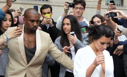 Kim Kardashian: Bored and Miserable on Kimye Honeymoon?!?