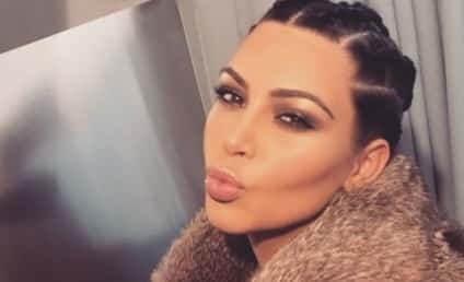 Kim Kardashian: Pissed About Kylie & Kendall's Video Game?!