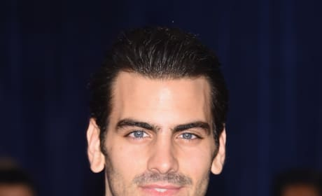 Nyle DiMarco in a tux