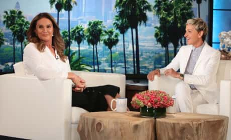 Caitlyn Jenner on Ellen: I Feel Fabulous!