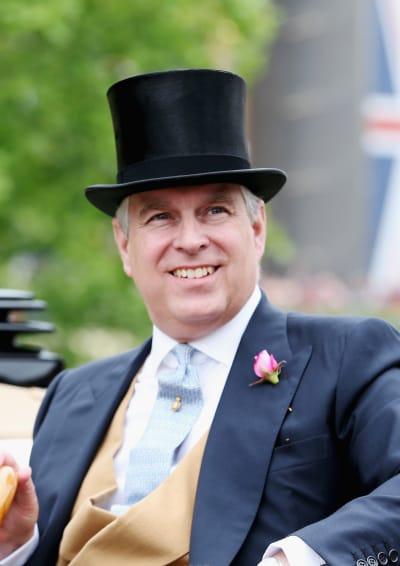 Prince Andrew Photo
