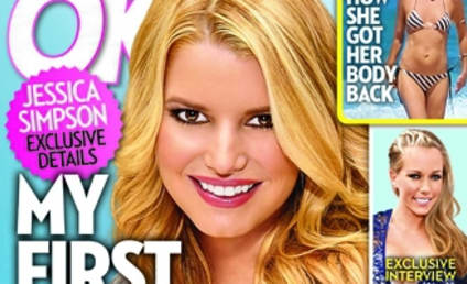 Jessica Simpson Accused of Baby-Grabbing, Photo Conspiracy in Lawsuit