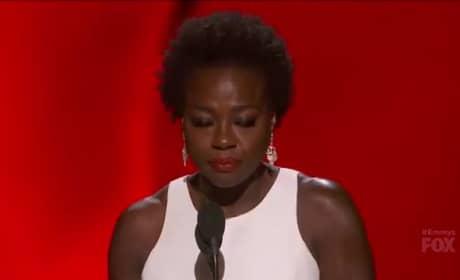 Viola Davis' Emmy Speech Will Bring You to Tears