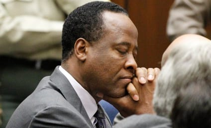 Conrad Murray Voicemail: I'm in Constant Pain!