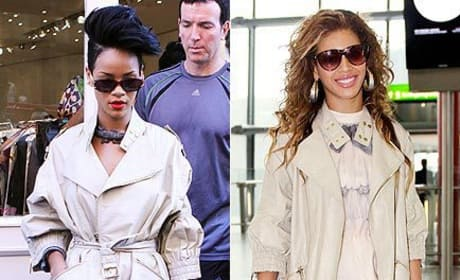 Who looked better, Rihanna or Beyonce?