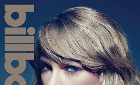 Taylor Swift Billboard Magazine Cover