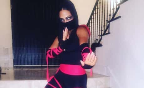 Christina Milian as Mortal Kombat