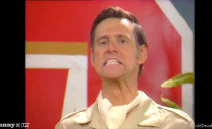 "Jim Carrey Funny or Die Video: Aimed at Gun-Toting ""Motherf%ckers"""