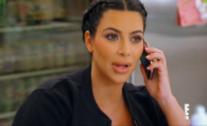 """Kim Kardashian Confronts Khloe on Botox: """"Your WHOLE FACE Has Changed!"""""""