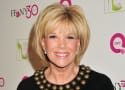 Joan Lunden Diagnosed with Breast Cancer, Undergoing Chemotherapy
