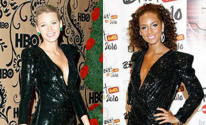 Fashion Face-Off: Blake Lively vs. Alicia Keys