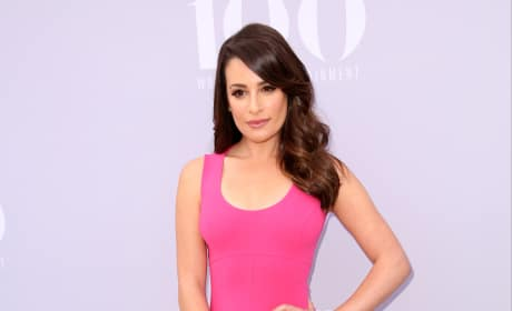 Lea Michele: The Hollywood Reporter's Annual Women In Entertainment Breakfast