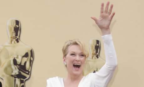 Meryl Streep Picture