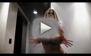 Carmen Electra Lesbian Video