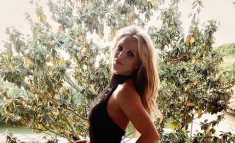 Britney Spears in Her Favorite Dress