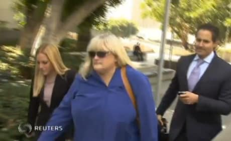 Debbie Rowe Testifies at Michael Jackson Trial