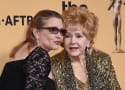 Carrie Fisher and Debbie Reynolds Honored in Touching Public Memorial